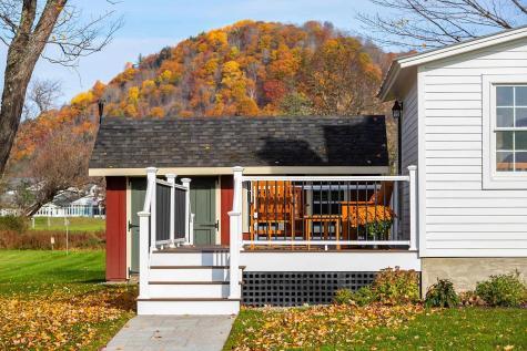 819 Pomfret Road Woodstock VT 05091