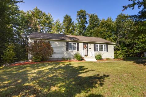 157 Parker Road Chester NH 03036