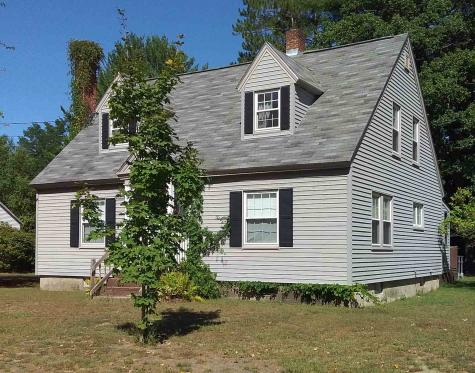 52 Mountain View Drive Hill NH 03243