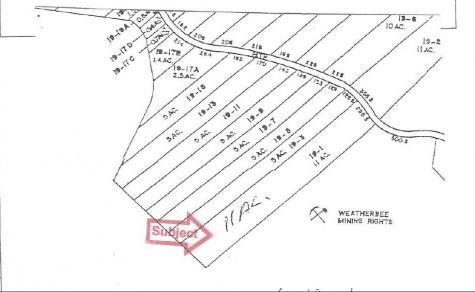 Map 4 Lot 19-1 Quaker Path Wilmot NH 03287