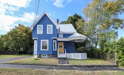 74 Riley Avenue Manchester NH 03103