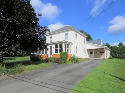 35 North Pleasant Street Troy VT 05859
