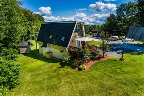 1 East Bluff Highlands Road Meredith NH 03253