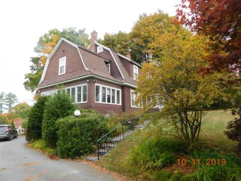 40 Cherry Hill Road Springfield VT 05156