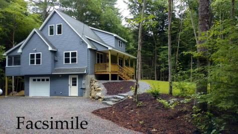 27 Blanc Street Moultonborough NH 03254