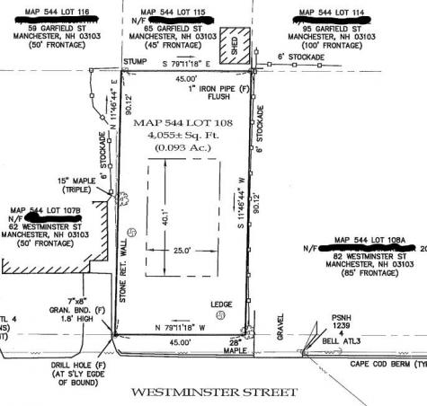 72 Westminster Street Manchester NH 03103