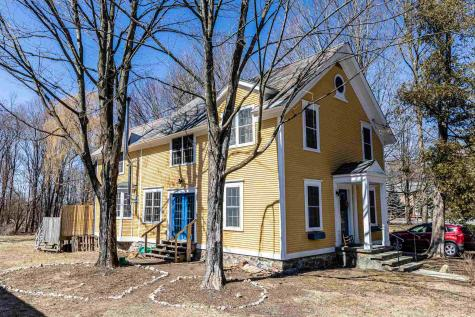 2 Lower Plains Road Middlebury VT 05753