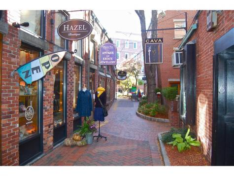 5 Commercial Alley #1 Portsmouth NH 03801