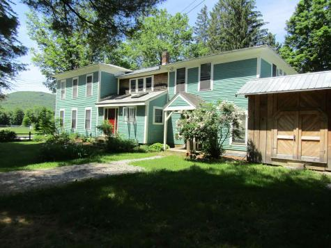 7 Green Mountain Road Montgomery VT 05470