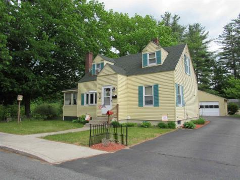 3 Carr Road Claremont NH 03743