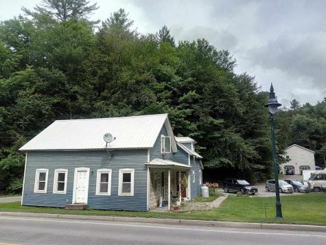 301 Lower Main East Street Johnson VT 05655