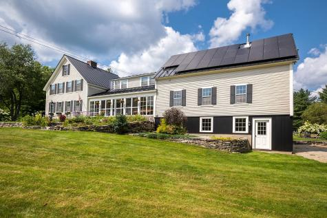 162 Lawrence Hill Road Weston VT 05161