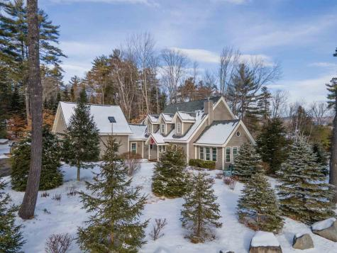 9 Clubhouse Drive Moultonborough NH 03254