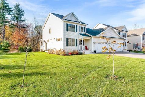 45 Waterlefe Way Colchester VT 05446