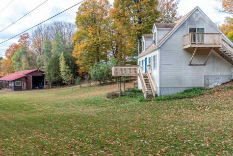 33 Morgan Lane Barre Town VT 05641