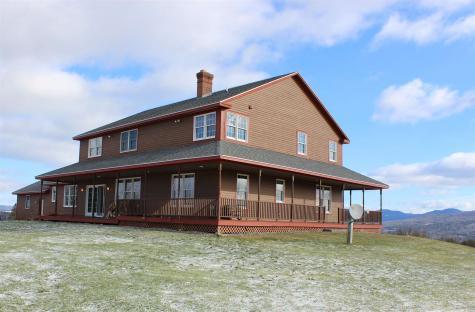 338 Johnson Road Marshfield VT 05658