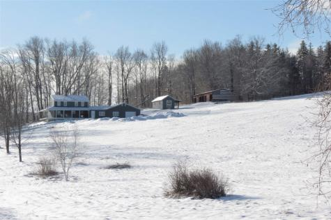 564 Town Farm Road Ludlow VT 05149