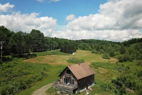 47 Fontaine Hill Road Morristown VT 05661