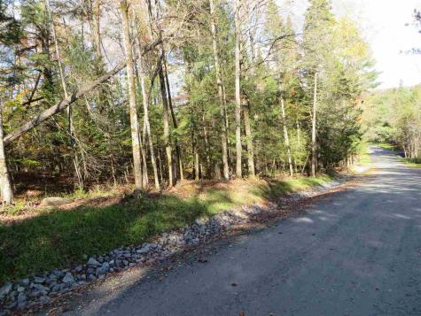 Hawkins Road Danville VT 05828