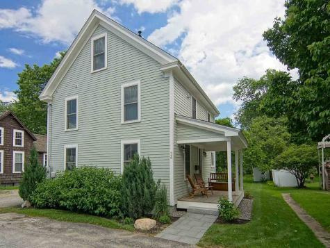 34 River Street Exeter NH 03833
