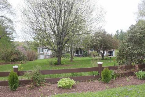 268 Divoll Pasture Road Weathersfield VT 05156