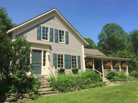 74 Lawrence Hill Road Weston VT 05161