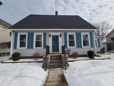 123 Riley Avenue Manchester NH 03103