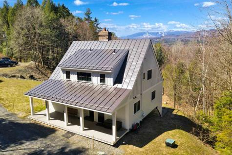 99 Gulch Road Stowe VT 05672