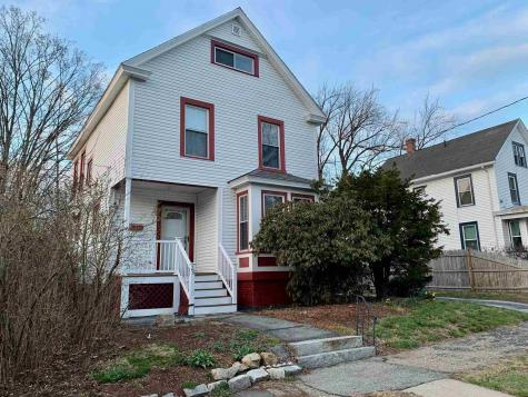 26 Mead Street Manchester NH 03104