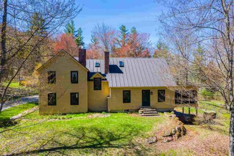 1672 Hale Hollow Road Plymouth VT 05056