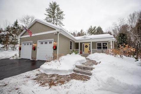 164 Upper Birch Drive Bristol NH 03222