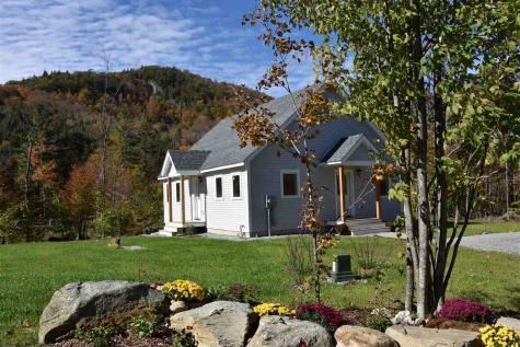 62 Village Hill Lane Huntington VT 05462