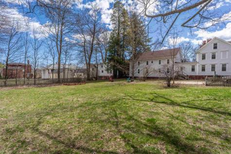 Lot 35-1 Locust Street Dover NH 03820