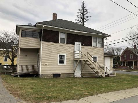 148 Park Street Springfield VT 05156