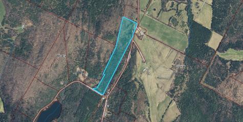 Hartwell Pond Road Albany VT 05820