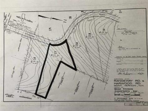 10-77 Kittredge - Land Mont Vernon NH 03057
