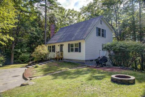 34 Baldwin Avenue New Hampton NH 03256
