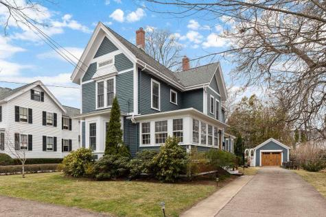 9 Gill Street Exeter NH 03833