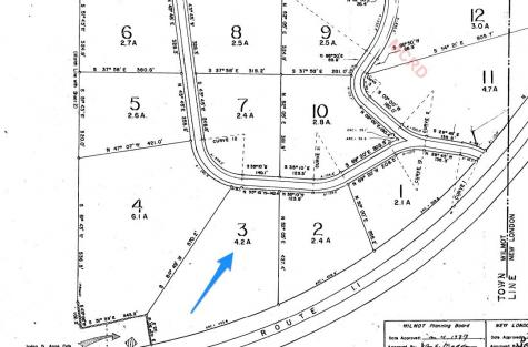 Lot 3 Laurel Lane Wilmot NH 03287