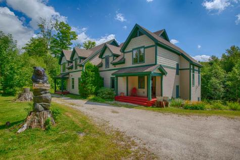 202 Burke Hollow Road Killington VT 05751