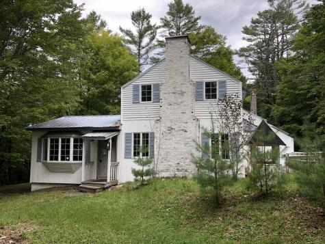 33 Gristmill Hill Road Canaan NH 03741