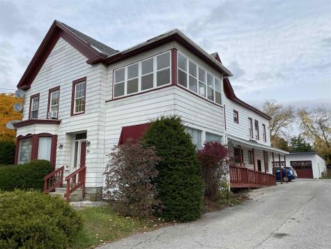 84 Grove Street Rutland City VT 05701