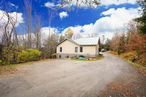 150 Mansfield View Road Stowe VT 05672