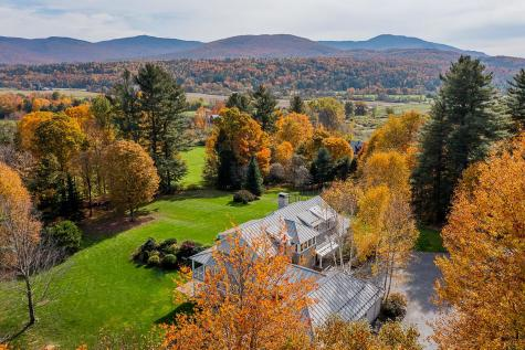 224 Tansy Hill Road Stowe VT 05672