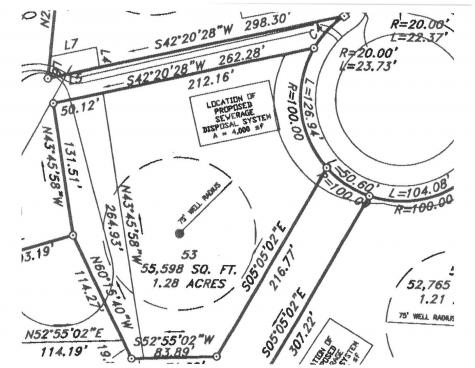 Lot 53 Hickorywood Circle Meredith NH 03253