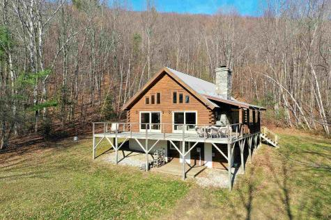 853 South Hill Road Pittsfield VT 05762