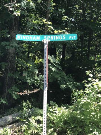 20 Windham Springs Road Windham VT 05359