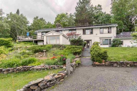 83 Franklin Hill Road Lyme NH 03768