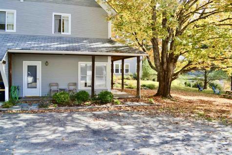 6 Carroll House Road Fayston VT 05673