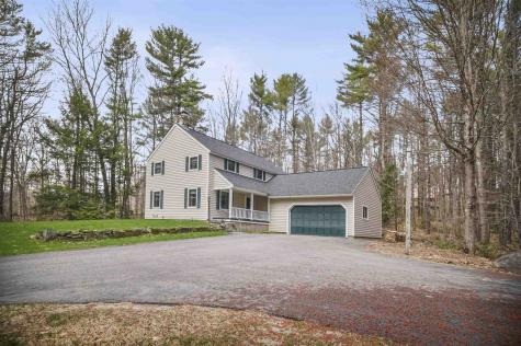 4 Winona Shores Road Meredith NH 03253